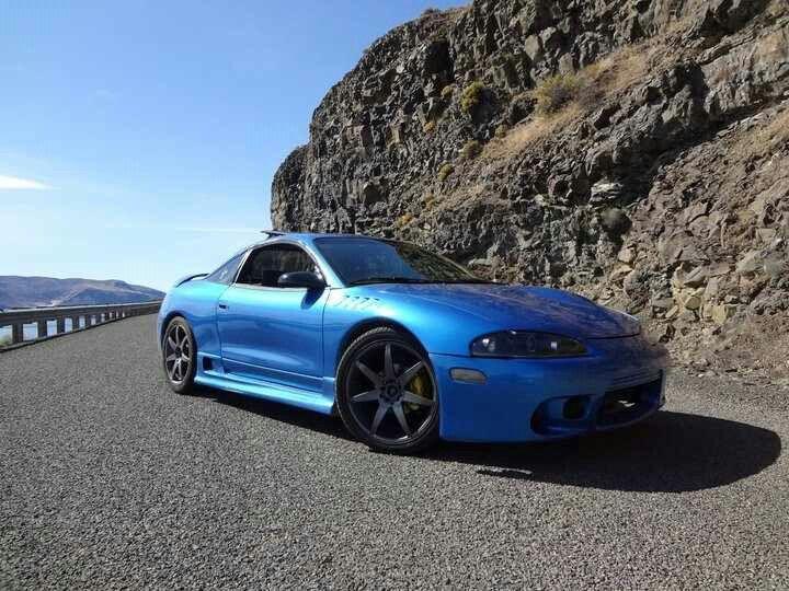 Amazing My 95 Eclipse GS. Import CarsCar GarageMitsubishi ...