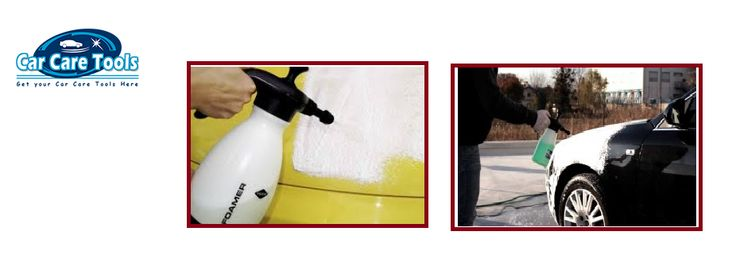 All areas of your car should be foamed including the wheels, tires and arches with an application of a Hand Foamer. http://carcaretools.weebly.com/blog/requirements-for-modern-hand-foamer-for-your-car