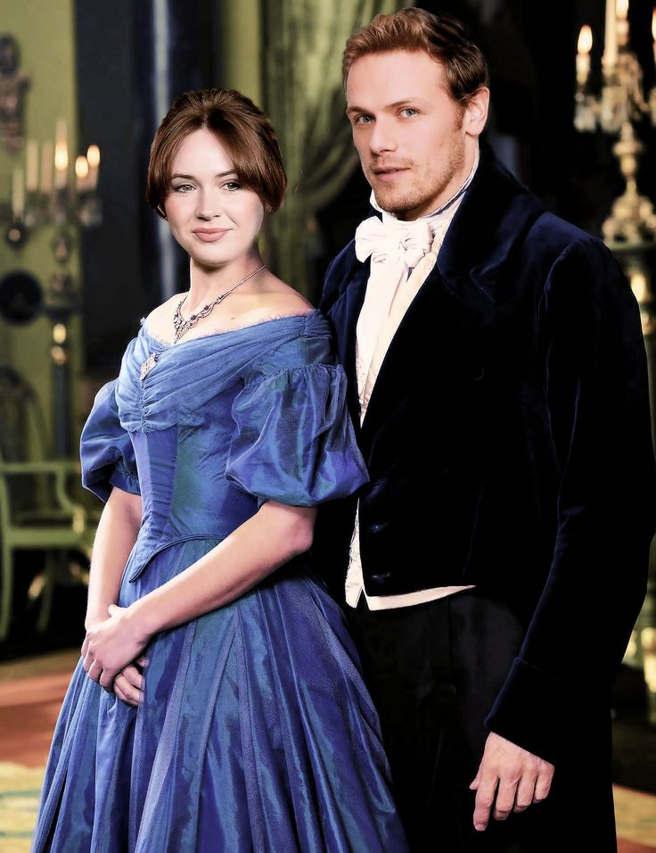 Eleanor Ransome and James Yates (Templates: Karen Gillan and Sam Heughan)