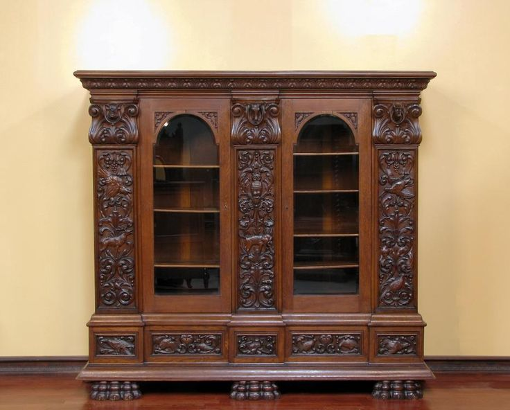 Oak Bedroom Armoire