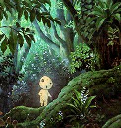 Princess Mononoke gif