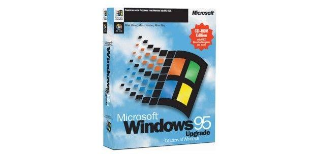 Mehr Power, mehr Freiheit, mehr Spaß...Mehr Power, mehr Freiheit, mehr Spaß...-... verspricht das neue Windows im Erscheinungsjahr 1995. Das Release des Betriebssystems wird von der größten Werbekampagne begleitet, die Microsoft bis dahin je gestartet hat. Der Erfolg bleibt nicht aus, Windows 95 verkauft sich in den ersten Wochen mehr als sieben Millionen Mal. Auch weil Microsoft die Zeichen der Zeit erkannt hat: Internet-Unterstützung und Plug-and-Play-Funktionen sind erstmalig enthalten.
