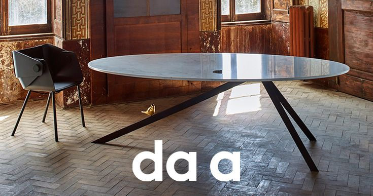 In/outdoor made in Italy furniture with high quality details Da a