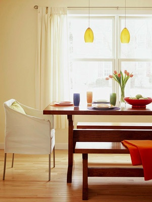 Informal Dining Room Chandeliers