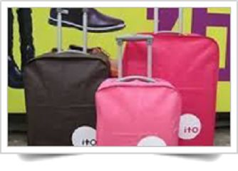 We make non woven luggage or suitcase cover as per customer's requirements. We provide luggage cover in different sizes and assorted colours. We can also print company logo on luggage cover.