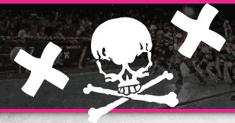 My first Derby Dolls competition this Saturday with Tyler! Tickets bought! <3