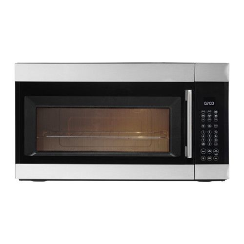 NUTID Microwave oven with extractor fan  - IKEA