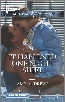 In It Happened One Night Shift by Amy Andrews, ex-milit…