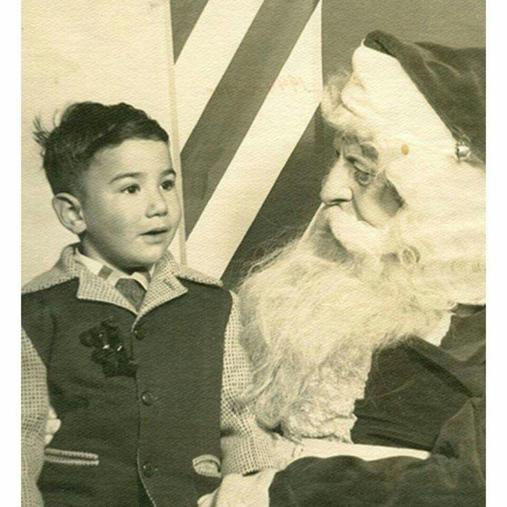 Jerry and Santa
