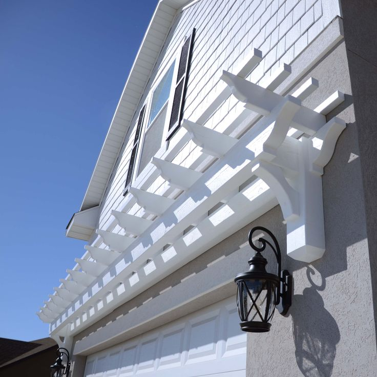 32 best Pergola-Garage and windows images on Pinterest