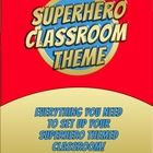 SUPERHERO - Classroom Theme - Labels signs and much more!  best one yet!!!   Everything you need to set up your superhero themed classroom!  This pack (over 180 pag...