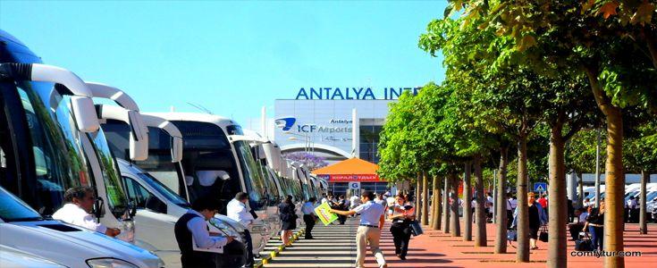 Alanya Transfers: Antalya Airport (AYT) Alanya transfer, ALANYA TRAN...