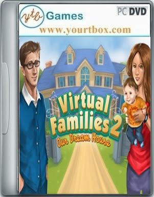 Virtual Families 2 Game - FREE DOWNLOAD - Free Full Version PC Games and Softwares