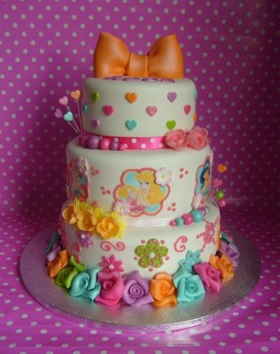 birthday party ideas girly cake by droomtaarten on cakecentral all about 30720