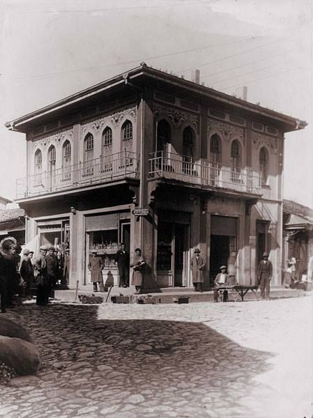 Ankara Caddesi, noter'in bulunduğu bina