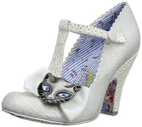Spring Forward, Sandales Bride Cheville Femme, Bleu (Pale Blue A), 36 EUIrregular Choice