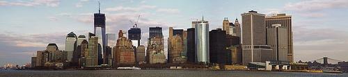 Lower Manhattan (New York - USA)