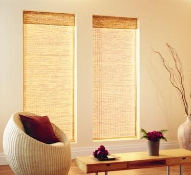 Bamboo Blinds by Blind Designs