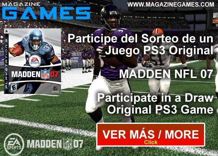 Sorteo Ganate Juegos PS3 Original    http://www.notinforma.com/sorteo-ganate-juegos-ps3-original/