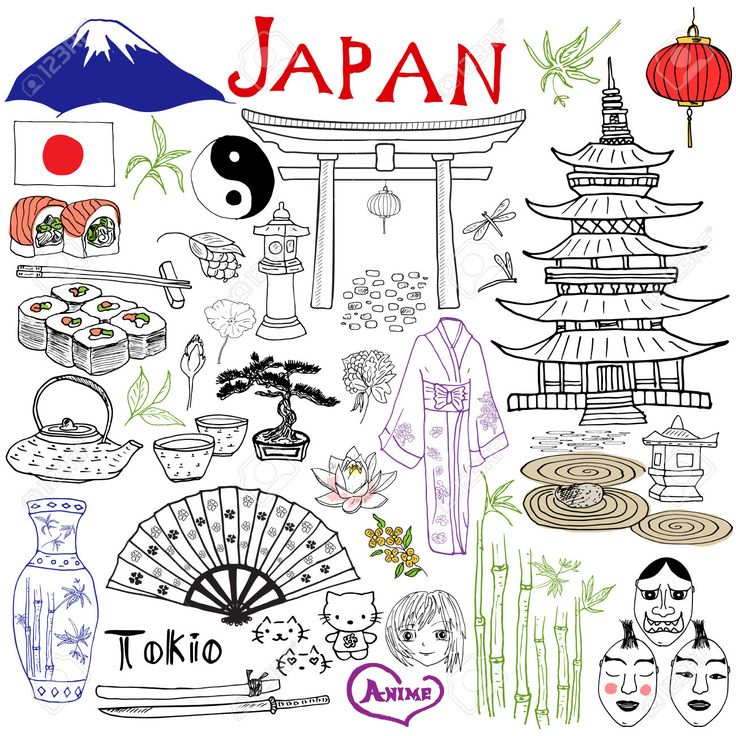 Japan Drawing Images, Stock Pictures, Royalty Free Japan Drawing ...