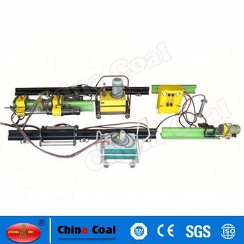 chinacoal03 China Coal YH Gas Pressure Rail Welding Machine Price List Rail movable air pressure welding equipment is mainly used in rail welding, the equipment for the holding type push convex, crimping machine for the rail bottom position, guarantee the rail head flat laymen, the machine equipped with upsetting control valves, pressure reducing delay operation possible. Compared with similar products, the equipment with unique design, reasonable design, simple operation, etc.