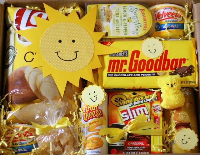 give a box of sunshine