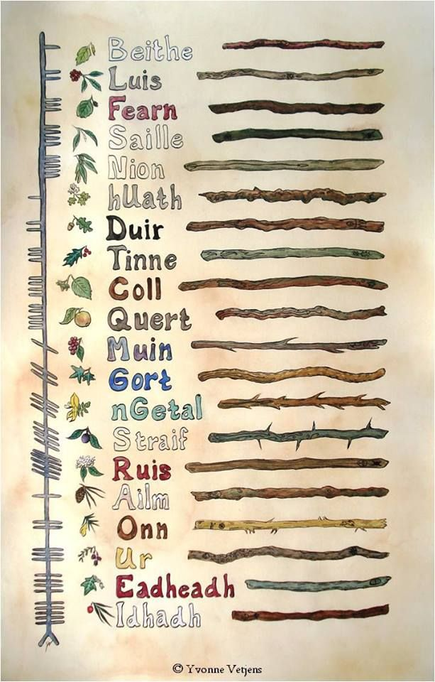 The Ogham