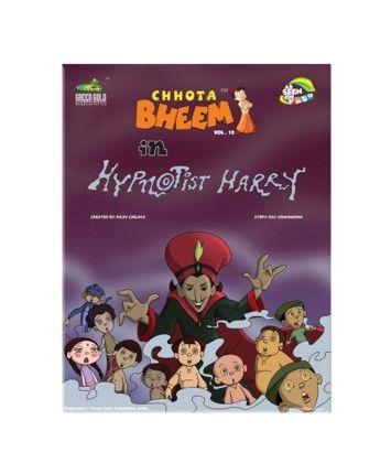 Chotta Bheem Comic Vol 12 - Hypnotist Harry #ohnineone