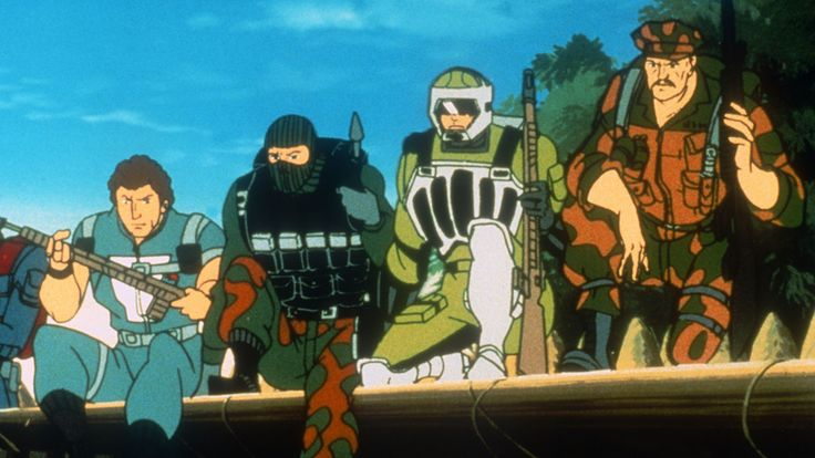 'G.I. Joe': The Story of the Cartoon That Sold Wartime Heroics to a Generation of Kids