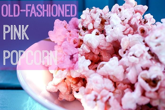 Old Fashioned Pink Popcorn recipe: I am a Pampered Chef consultant and we are always looking for pink recipes for our annual Help Whip Cancer month, which for us is May. I think this will be a fun recipe for some show demo recipes!