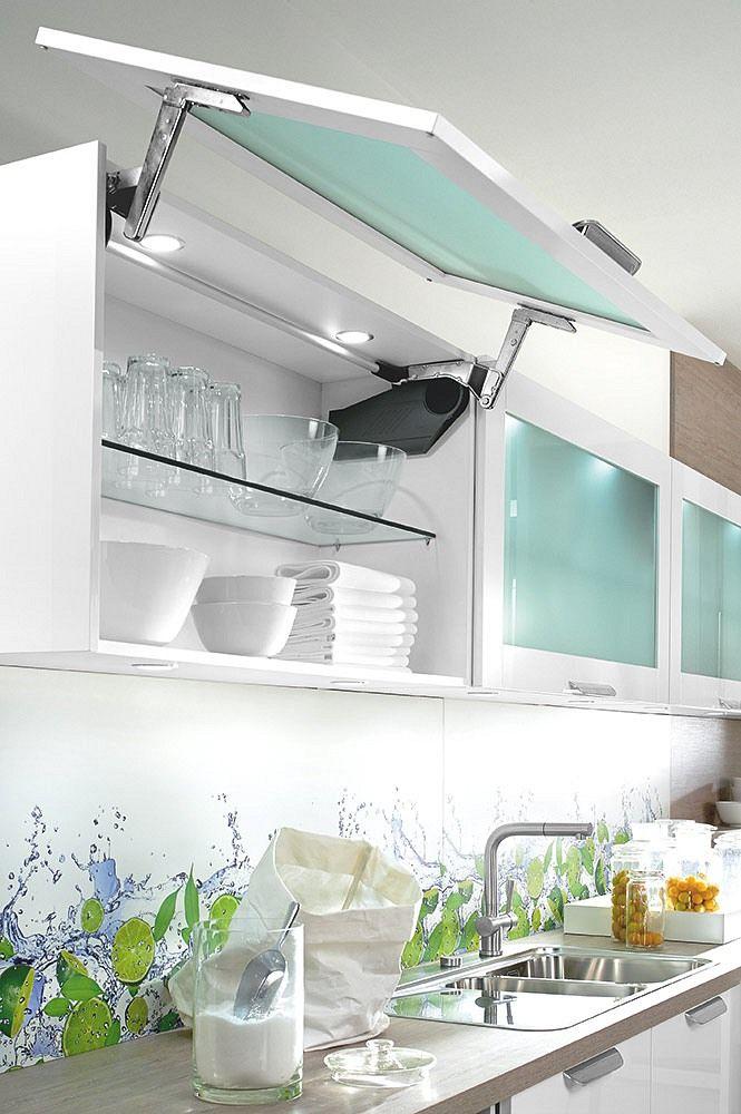 Hängeschränke für die Küche – Tipps zur Auswahl & Montage