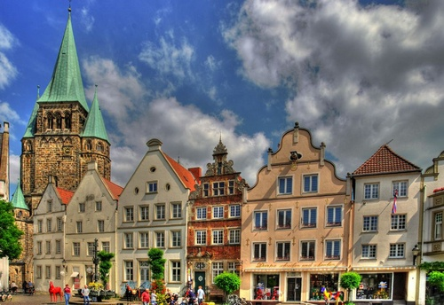 warendorf germany - a really charming town, popular with equestrians, off the radar for most US visitors
