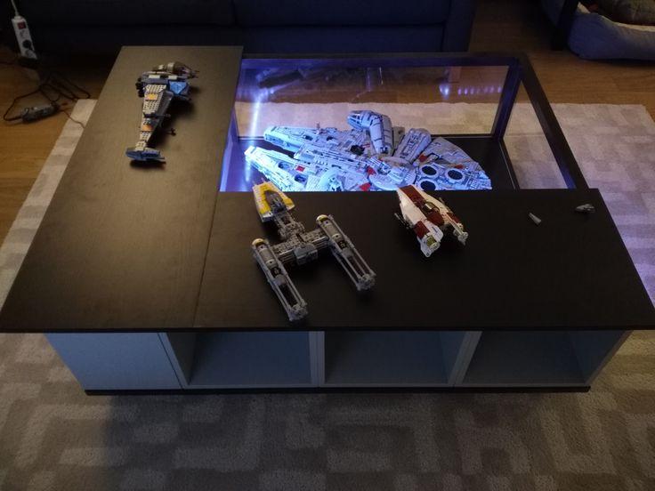 lego 75192 table basse faucon millenium 75192 pinterest. Black Bedroom Furniture Sets. Home Design Ideas