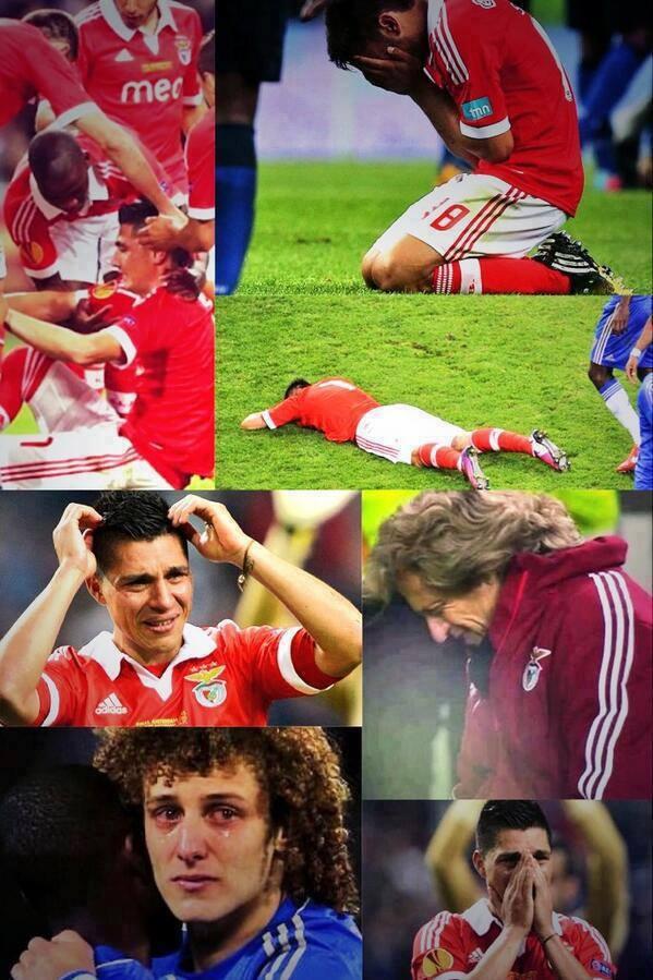 Chelsea 2-1 Benfica (Final Liga Europa)