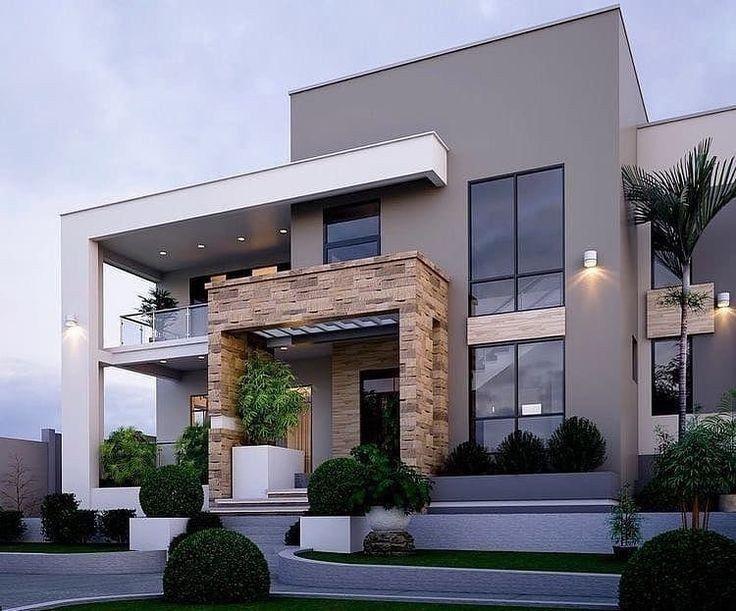49 Most Popular Modern Dream House Exterior Design Ideas 8 Dream