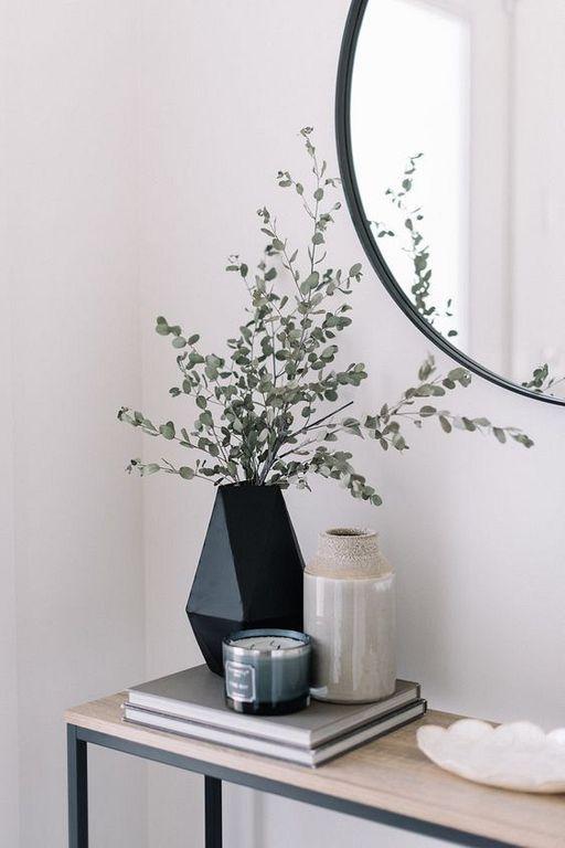 30 einfache stilvolle Eingangsbereich-Dekor-Ideen für kleine Räume
