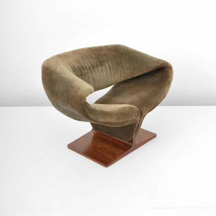 81 best images about pierre paulin on pinterest french for Artifort chaise lounge