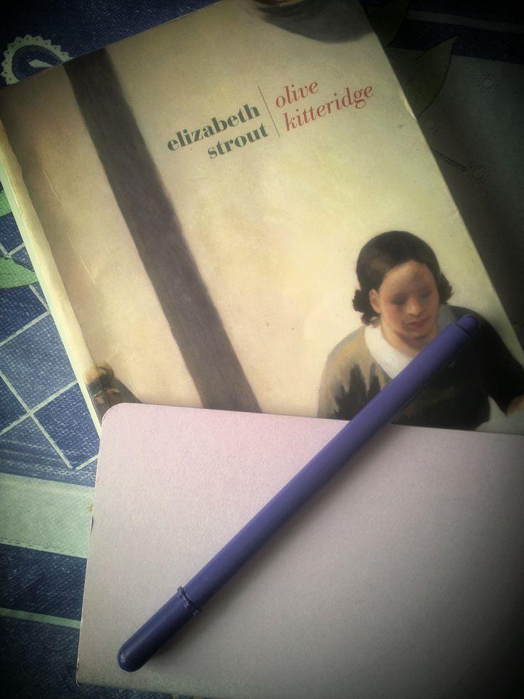 libri sull'America - Olive Kitteridge di Elisabeth Strout