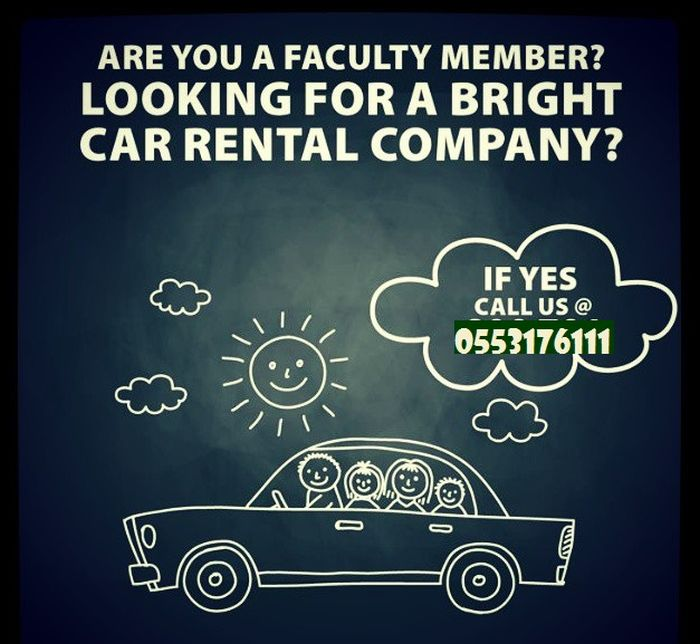 Make your Journey into an experience with AFM Rent a Car. Call us for Reservation: +971553176111, +97142643885