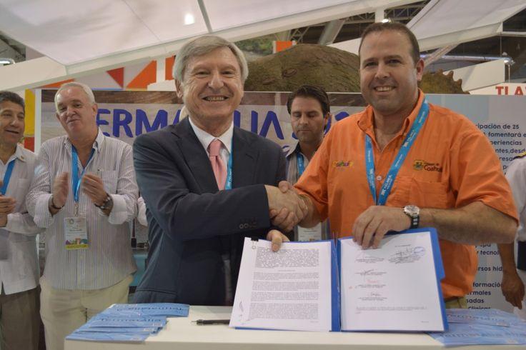 Coahuila recibirá la próxima edición en América de Termatalia México 2016