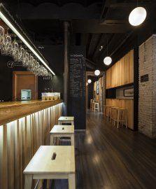 Bar Restaurante La Giganta