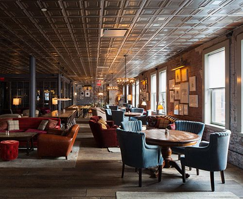 The Soho House New York
