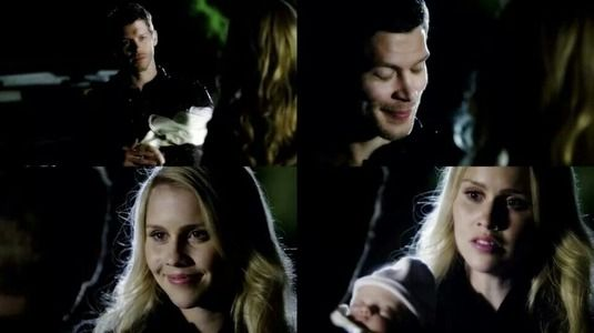 Niklaus and Rebekah
