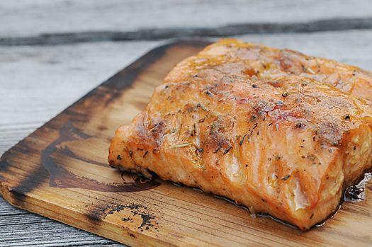 Grilling Salmon {Recipe: Grilled Cedar Plank Salmon}   Simple Bites