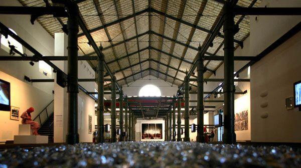MACRO TESTACCIO Museo d'Arte Contemporanea Roma Luciano Cupelloni Architettura