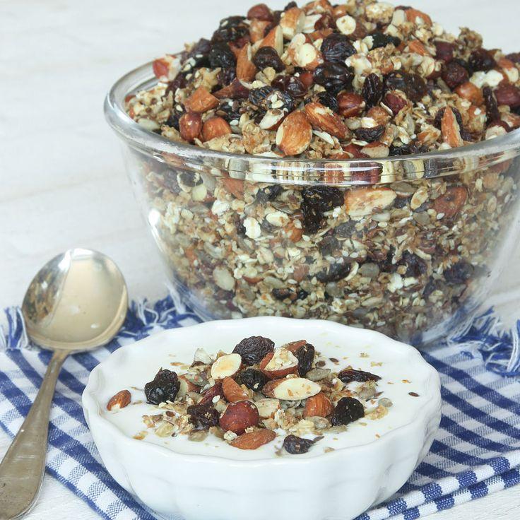 Rostad granola | Tidningen Hembakat