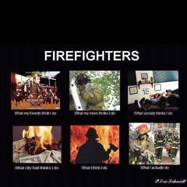 16 Best Firefighter Funny Images On Pinterest | Firefighter Funny