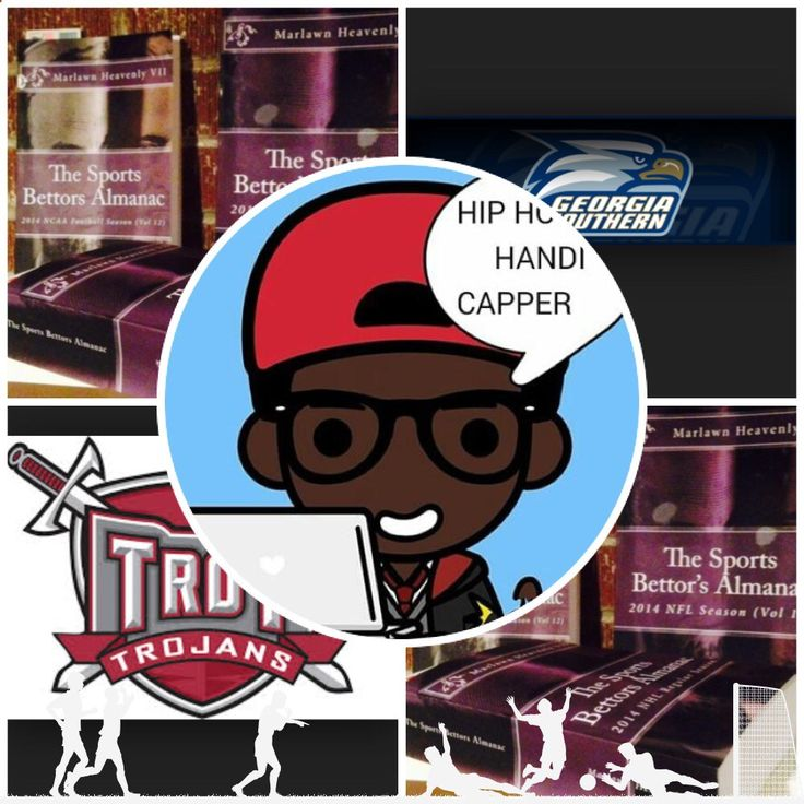 2/19/15 NCAAB Sports Bettors Almanac Update : #Troy #Trojans vs #GeorgiaSouthern #Panthers (Take: Eagles -12)(THIS IS NOT A SPECIAL PICK ) The Sports Bettors Almanac SPORTS BETTING ADVICE On 99% of regular season games ATS including Over/Under 1.) The Sports Bettors Almanac available at www.Amazon.com 2.) Check for updates Marlawn Heavenly VII (SportyNerd@ymail.com) #NFL #MLB #NHL #NBA #NCAAB #NCAAF #LasVegas #Football #Basketball #Baseball #Hockey #SBA