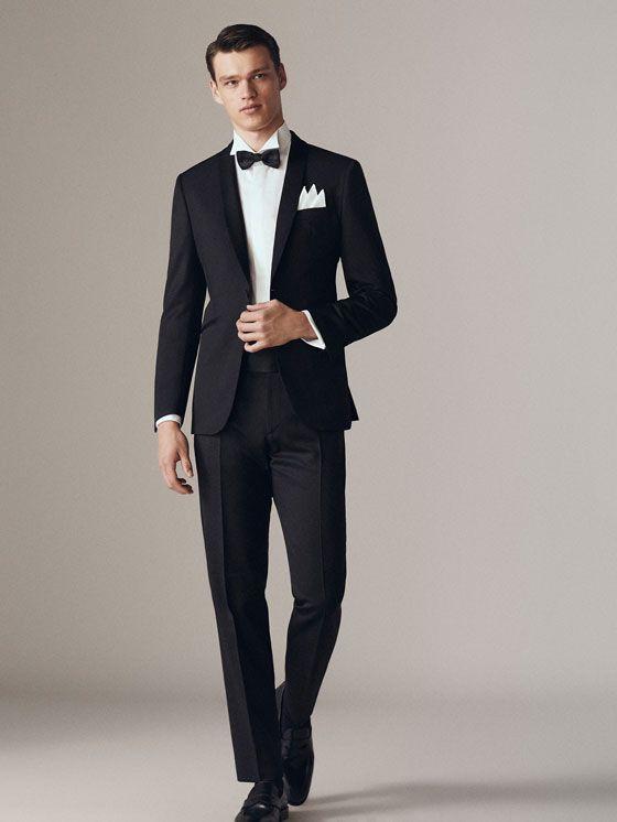 d2e2b464d832 Men's Suits | Massimo Dutti Spring Summer Collection 2018 | Fashion ...