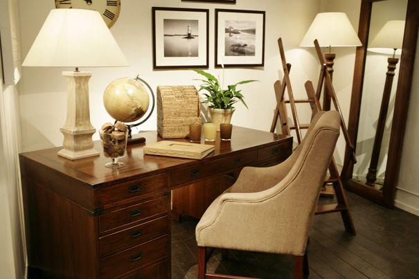 Miljöer « Newport - New England Inredning & möbler